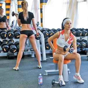 Фитнес-клубы Козульки