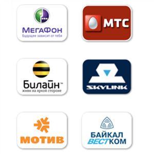 Операторы сотовой связи Козульки