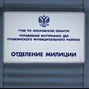 Отделения полиции Козульки