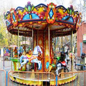 Парки культуры и отдыха Козульки