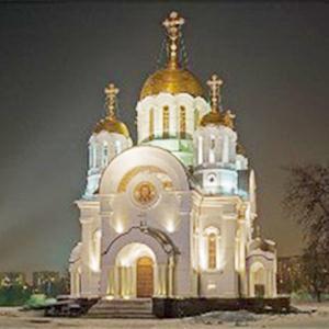 Религиозные учреждения Козульки
