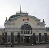 Железнодорожные вокзалы в Козульке