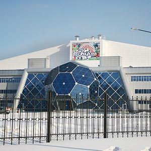 Спортивные комплексы Козульки